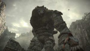 Il nuovo, incredibile trailer di Shadow of the Colossus