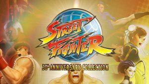 Capcom annuncia Street Fighter 30th Anniversary Collection