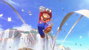 Nintendo domina la classifica vendita del 2017