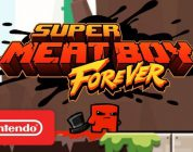 Super Meat Boy Forever su Switch? Un'impresa da due giorni