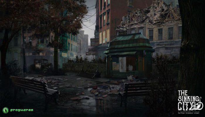 The Sinking City: ecco il Mythos di Cthulhu