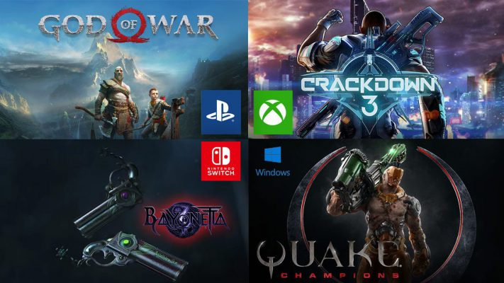 Console War: esclusive 2018 PS4, Xbox One, Switch e PC – Chi Vince?