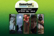 Gioco Più Atteso Del 2018 – GameSoul Awards 2017