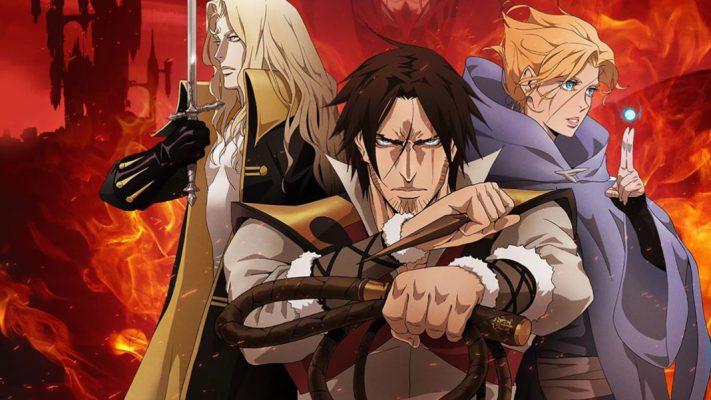Confermata la seconda stagione di Castlevania su Netflix!