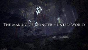Monster Hunter World making of