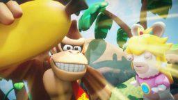 Mario + Rabbids Donkey Kong