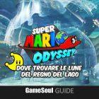 Super Mario Odyssey – Dove trovare le Lune del Regno del Lago   GUIDA