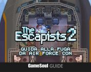 The Escapists 2 – Guida alla fuga da Air Force Con