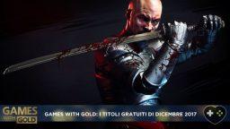 Games with Gold: i titoli gratuiti di febbraio 2018