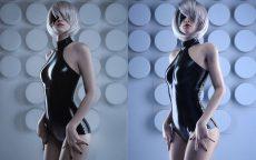 Nier: Automata cosplay