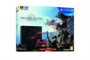La bellissima PlayStation 4 Pro ispirata a Monster Hunter World