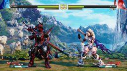 Street Fighter V Monster Hunter