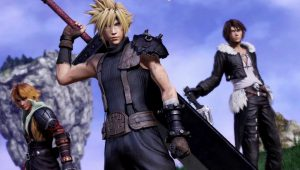 Dissidia Final Fantasy NT tutorial