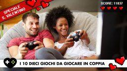 I 10 videogiochi da giocare in coppia
