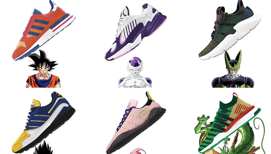 adidas dragon ball z scarpe
