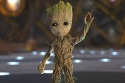 James Gunn guardiani della galassia Groot