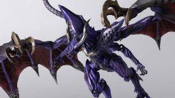 Bahamut è la nuova, possente Bring Arts figure di Square Enix