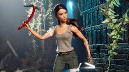 Lara Croft Barbie