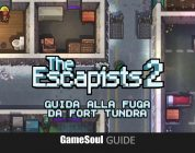 The Escapists 2 – Guida alla fuga da Fort Tundra