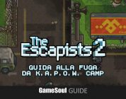 The Escapists 2 – Guida alla fuga da K.A.P.O.W. Camp