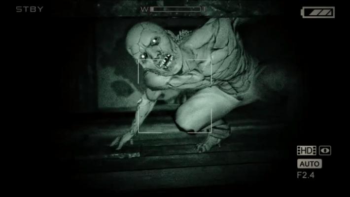 A sorpresa, Outlast sbarca su Nintendo Switch
