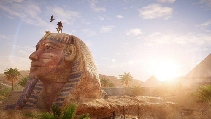 Ubisoft censura l'arte in Assassin's Creed Origins