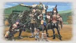 Valkyria Chronicles 4 opening