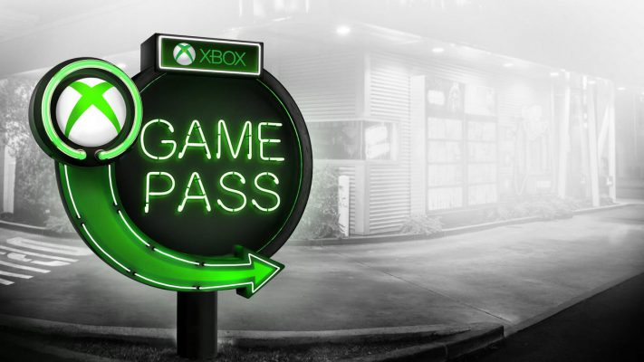 Xbox Game Pass spot