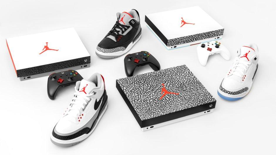 prezzo abbordabile migliore qualità migliore vendita Volete una Xbox One X brandizzata Air Jordan? | GameSoul.it