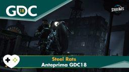 Steel Rats – Anteprima GDC 2018
