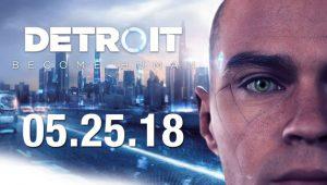 I tre protagonisti di Detroit: Become Human presentati in video
