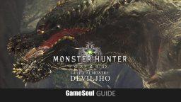 Monster Hunter: World – Guida ai Mostri: Deviljho