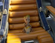 Groot Guardiani della Galassia James Gunn