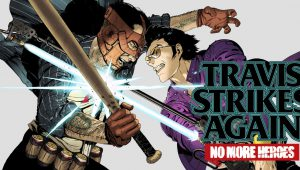 Novità e gameplay per Travis Strikes Again: No More Heroes
