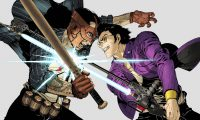 Il trailer di lancio di Travis Strikes Again: No More Heroes
