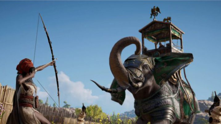 Barate in Assassin's Creed Origins, legalmente