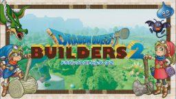 Dragon Quest Builders 2 presenta un multiplayer più ricco che mai