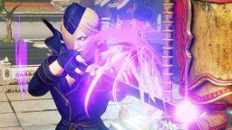 La bella e letale Falke arriva in Street Fighter V