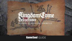 Kingdom Come: Deliverance – Guida alle Mappe del Tesoro 1-5