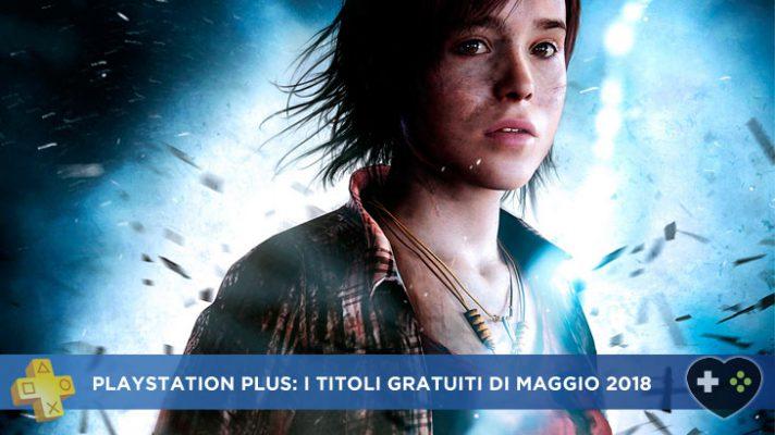 PlayStation Plus May 2018