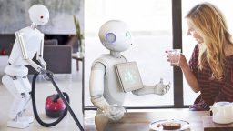 robot domestico amazon vesta