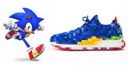 Sonic ai vostri piedi con SEGA X Puma!