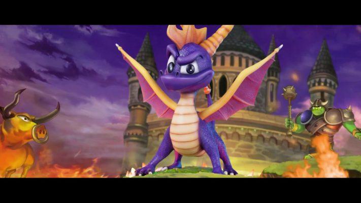 Un uovo di drago è l'ultimo segnale del ritorno di Spyro?