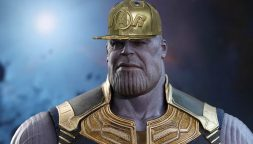 Cappello Avengers Infinity War