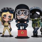 "Six Collection: le versioni ""chibi"" degli operatori di Rainbow Six Siege"