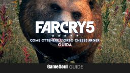 Far Cry 5 – Guida agli specialisti: ottenere l'orso Cheeseburger