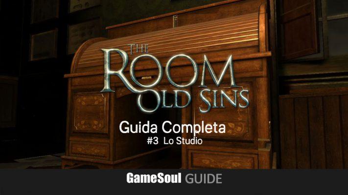 The Room: Old Sins – Guida completa: #3 Lo Studio