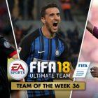 FIFA Ultimate Team – TOTW 36 – L'aggiornamento del 23 maggio