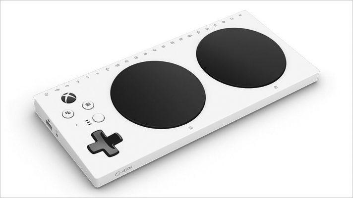 Il TIME inserisce Xbox Adaptive Controller nelle migliori invenzioni del 2018