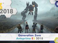 Generation Zero – Anteprima E3 2018